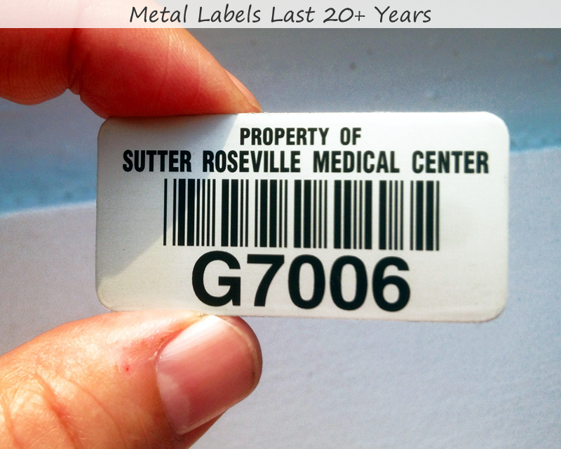 Metal Label