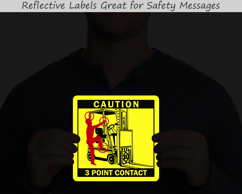Reflective Label